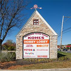 Equus Sells Whiteland Towne Center in Exton, PA