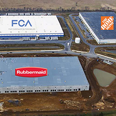 Equus Capital Partners, Ltd. Announces 287,000 SF Warehouse Industrial Lease with Rubbermaid Commercial Products